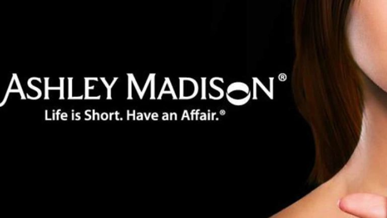 photo from ashleymadison.com saying life is short have an affair
