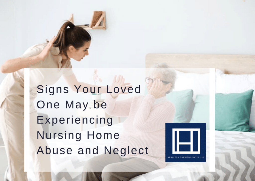 promo for signs of nursing home abuse and neglect