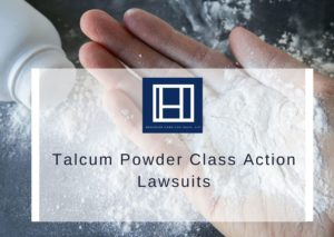 promo for talcum powder class action lawsuit